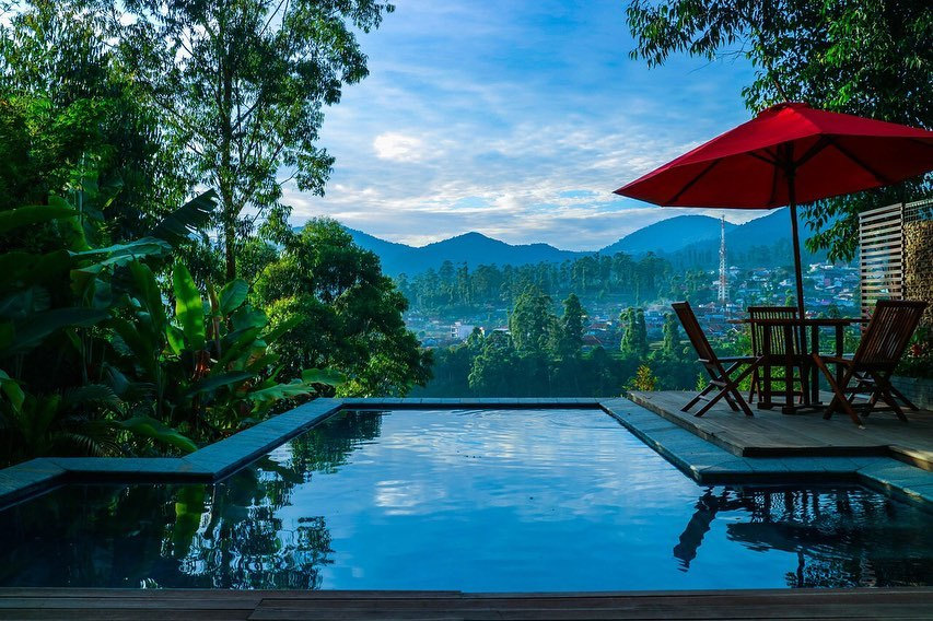 Resort deket Ranca upas Ciwidey
